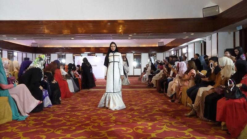 Dukung Perkembangan Hijab Indonesia, MNC Fashion Gelar Hijab Fashion Parade