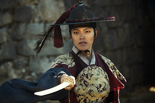Warriors of the Beans. (Foto: Dramabeans)