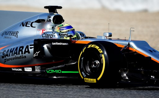 Force India (Foto:AFP)