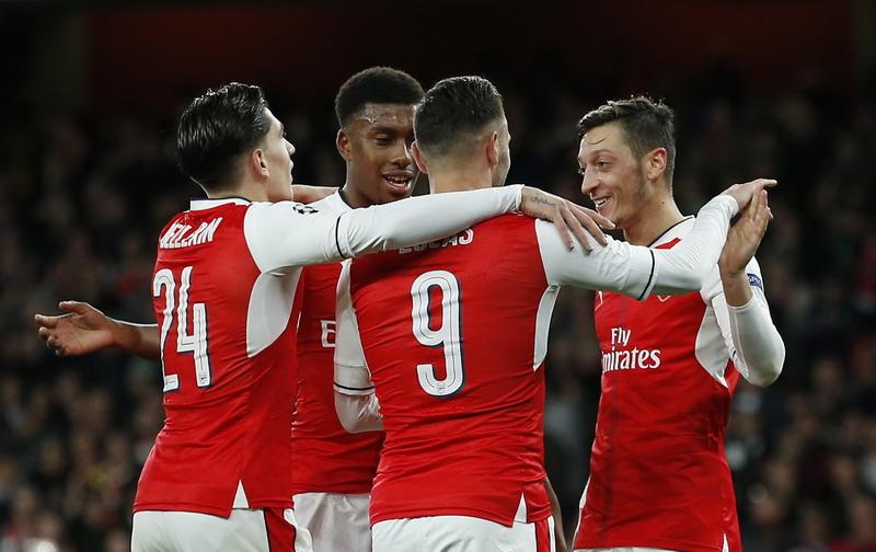 Arsenal siap tancap gas. (Foto: REUTERS/Andrew Couldridge)