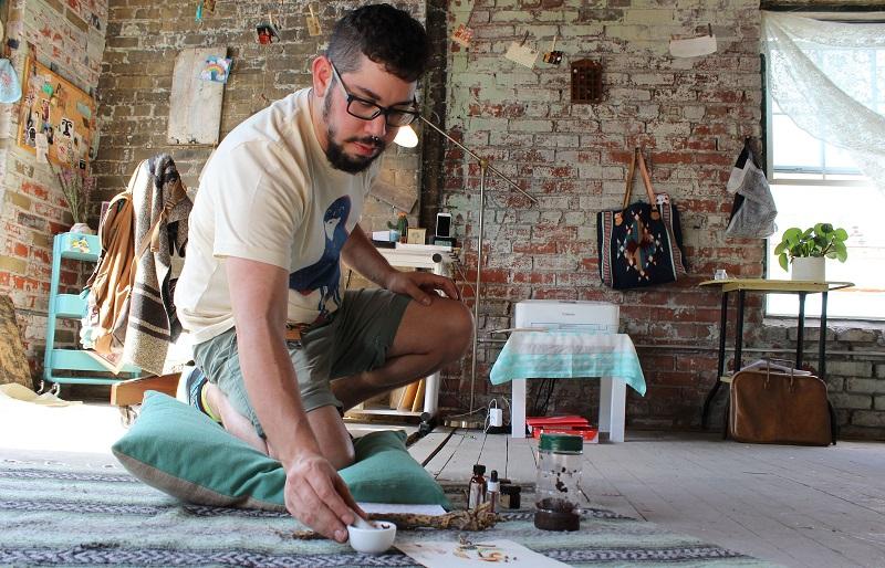 OKEZONE STORY #7: Bubah Alfian, Saya Berharap Pemerintah Bisa Lebih Mendukung Seniman Daerah