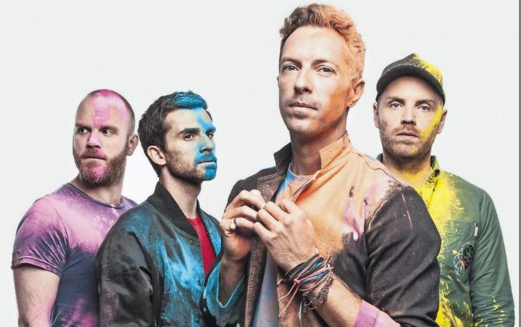 Coldplay. (Foto: HDmusic.biz)