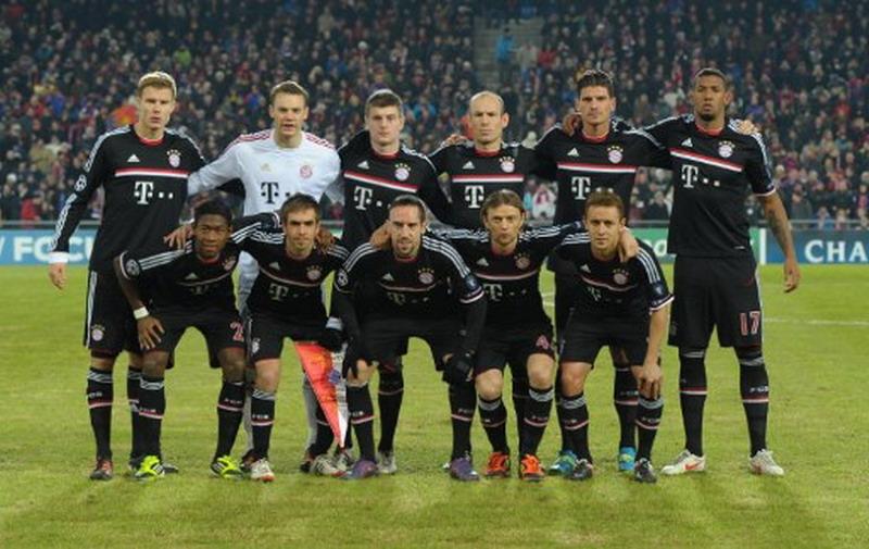 Bayern Munich miliki rekor kemenangan kandang terpanjang di Liga Champions. (Foto: AFP/Christof Stache)