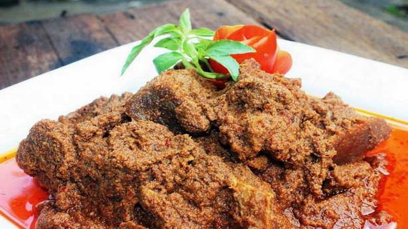 RESEP NENEK: Masak Bacah Daging, Rendangnya Masyarakat Riau