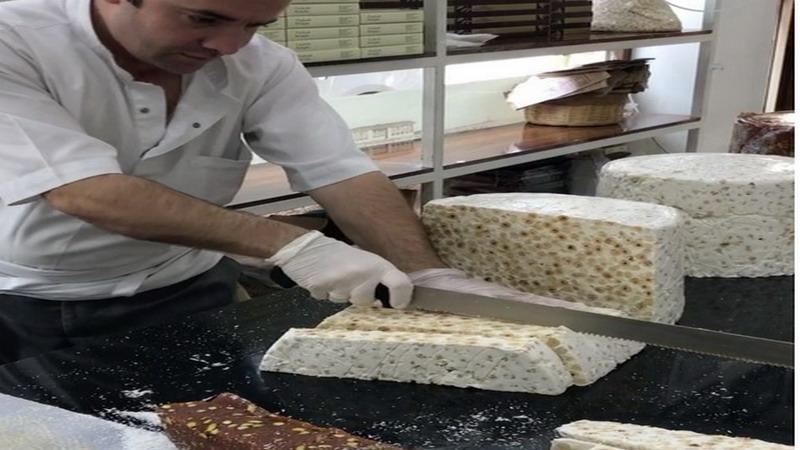 Mirip Tempe, Madonna Lokumu Dessert Unik Khas Turki