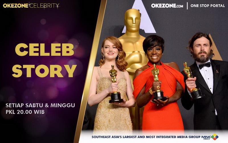 Celeb Story (Foto: Okezone)