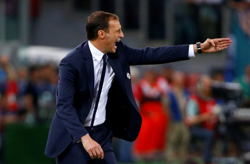 Massimiliano Allegri. (Foto: Reuters)