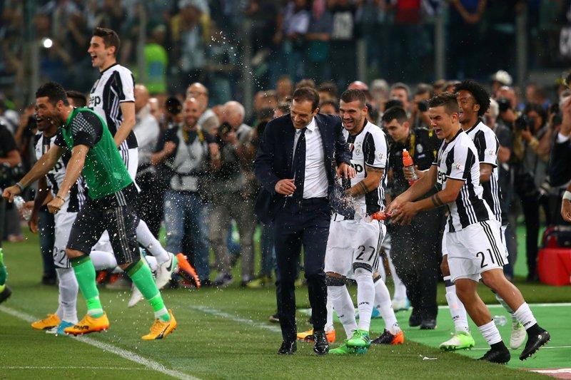 Massimiliano Allegri. (Foto: Reuters)
