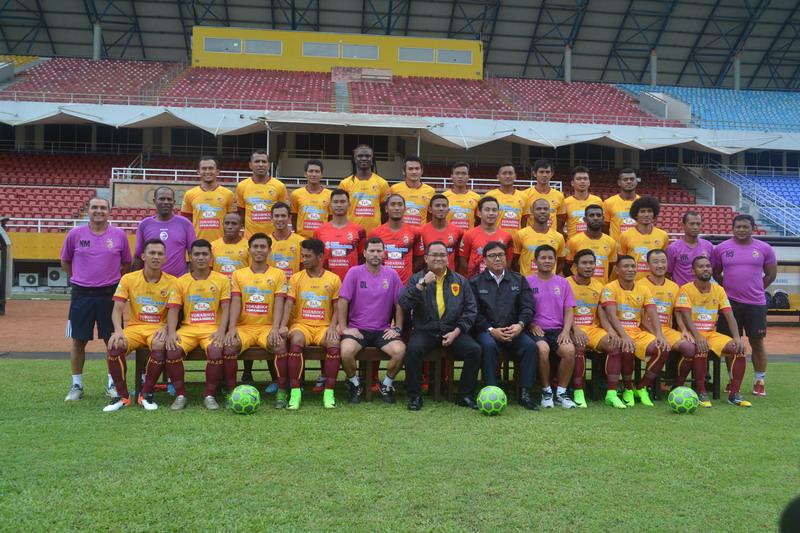 Sriwijaya FC bawa 22 pemain ke Bekasi. (Foto: Istimewa)