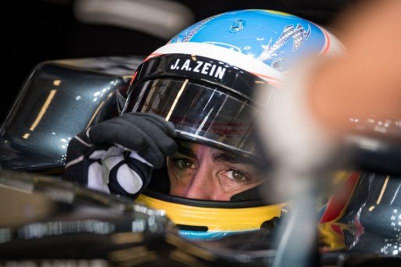Pembalap McLaren, Fernando Alonso (Foto: Andrej Isakovic / AFP)