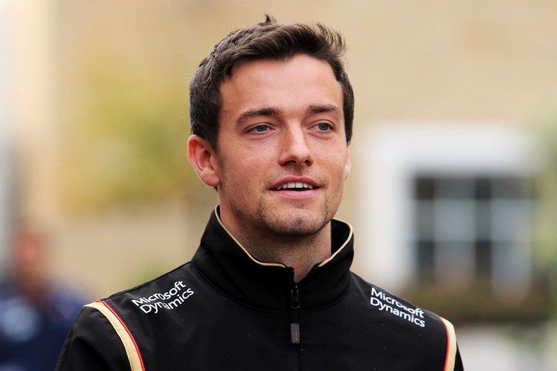 Pembalap Renault, Jolyon Palmer (Foto: Motorsport)
