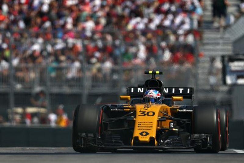 Pembalap Renault, Jolyon Palmer (Foto: AFP)