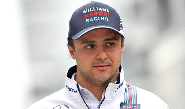 Felipe Massa (Foto:AFP)
