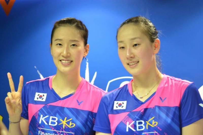 Chang Ye Na/Lee So Hee (Foto:Okezone/Bagas Abdiel)