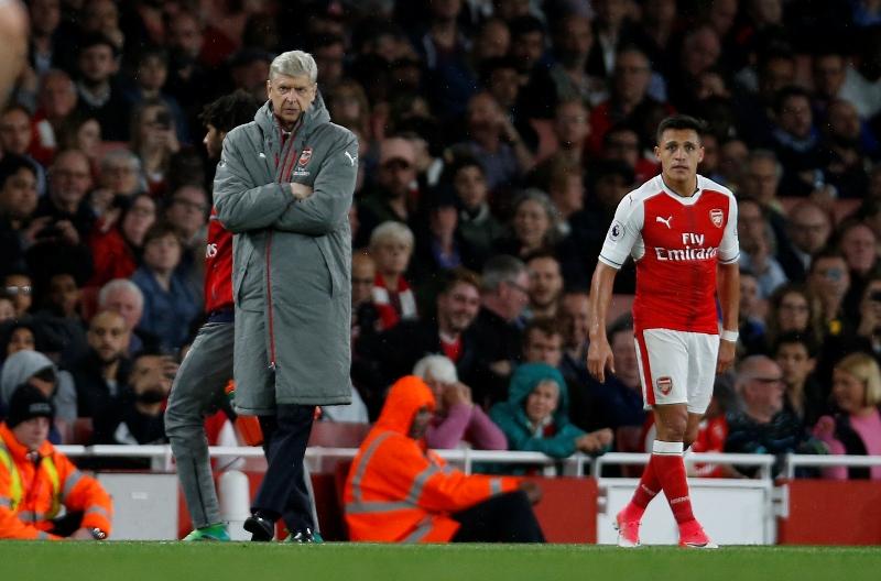 Arsenal. (Foto: Reuters/ Stefan Wermuth