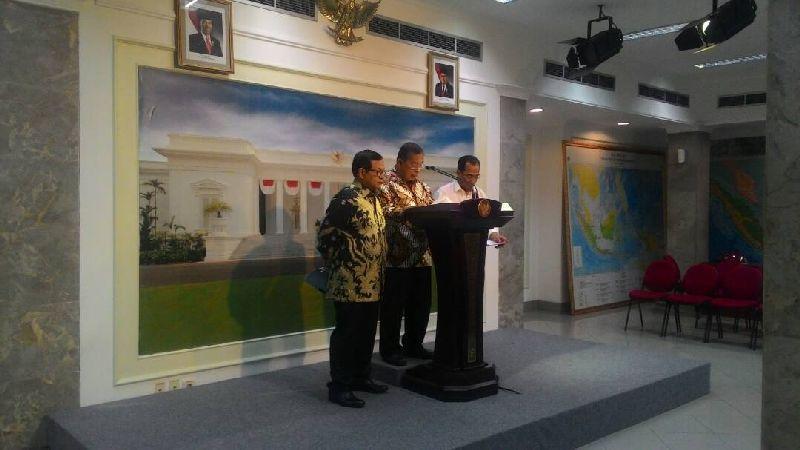 \Indonesia Miliki Pusat Logistik Berikat, Menko Darmin: Peminat dari Investor Luar Biasa!\