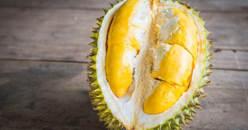 Netizen Dihebohkan Hot Pot Durian, Ini Penampakannya