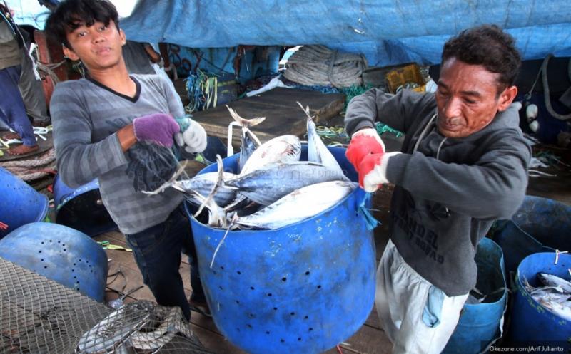 \GMKI: Bitung Krisis Ikan, Nelayan Jadi Sopir Ojek!\