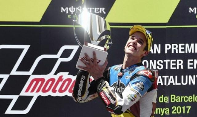 Alex Marquez (Foto: AFP)