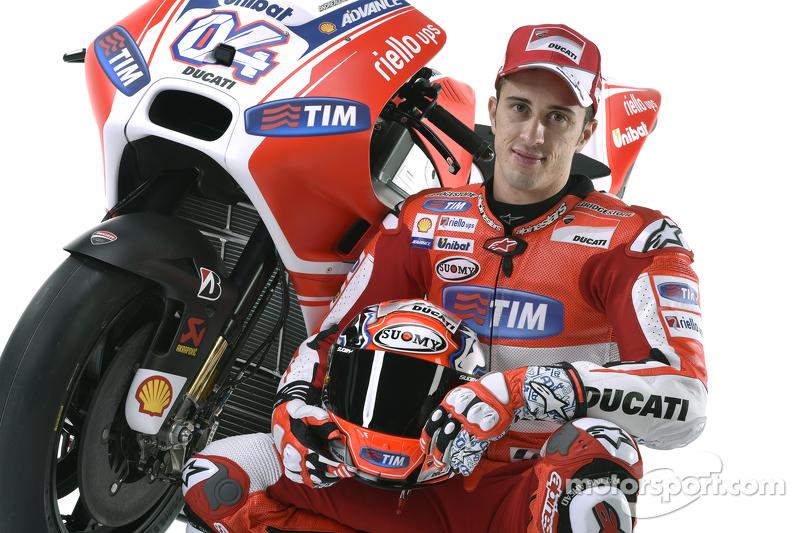 Pembalap Tim Ducati Corse, Andrea Dovizioso (Foto: Motorsport)