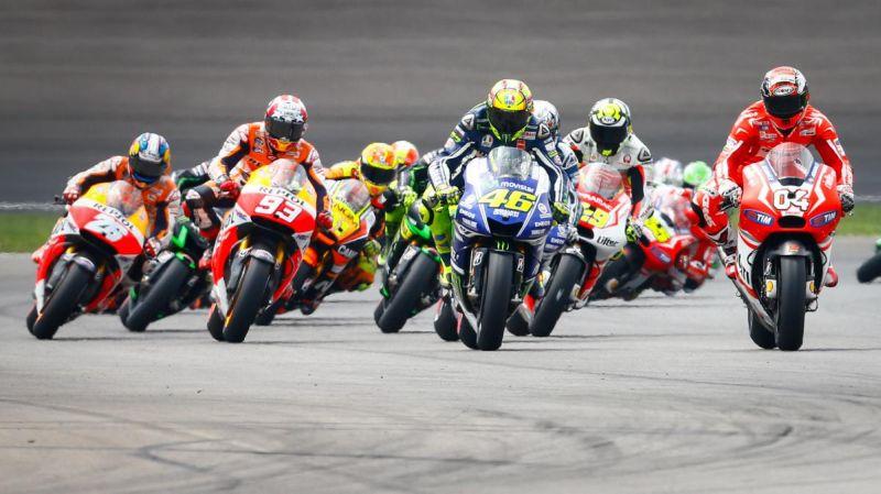 Para pembalap MotoGP (Foto: Laman resmi MotoGP)
