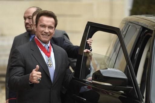 Arnold Schwarzenegger (Foto:AFP)