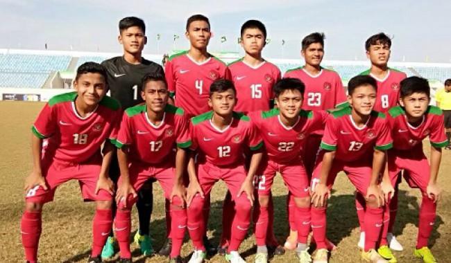 Timnas Indonesia U-16 (Foto:Situs Resmi PSSI)