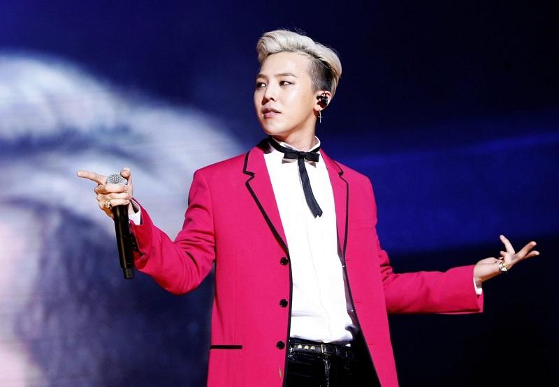 G-Dragon. (Foto: Dudaite)