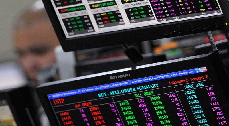 \BUSINESS HITS: Melambung Tinggi, Bursa Hentikan Perdagangan Saham Evergreen Invesco\