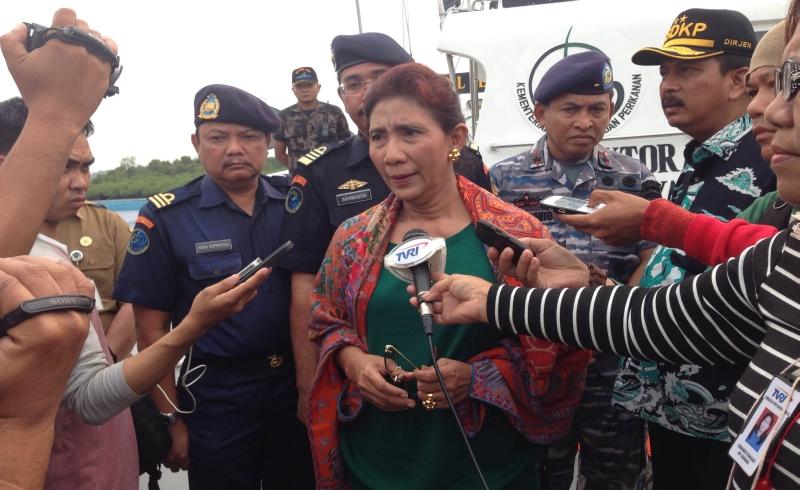 \FAO Puji Peran Menteri Susi Berantas Illegal Fishing   \
