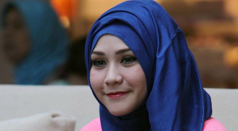 Zaskia Mecca (Foto: Okezone)