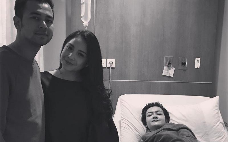 Raffi Ahmad, Gigi, dan Jupe (Foto: Instagram)