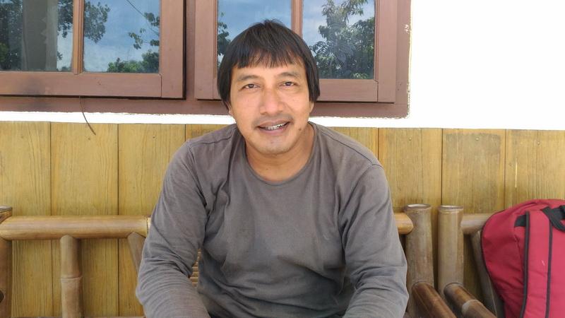 Kang Idoy 'Dunia Terbalik' (Foto: Vania/Okezone)