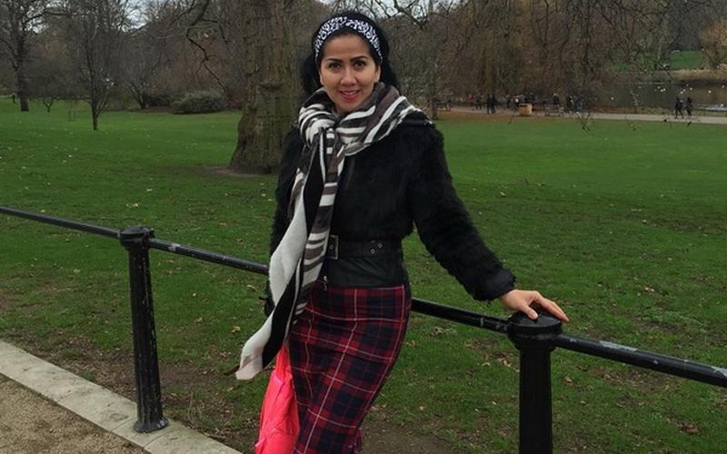 Venna Melinda (Foto: Instagram)
