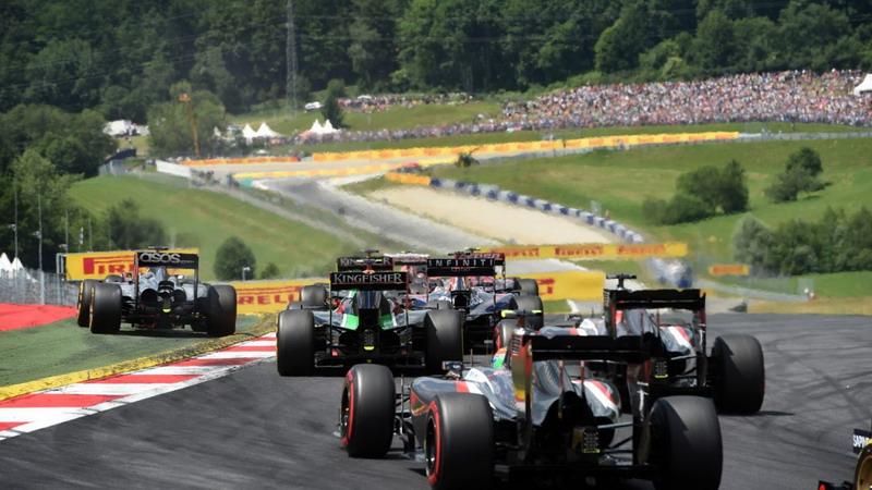 Sirkuit Red Bull Ring (Foto: Laman resmi Formula 1)