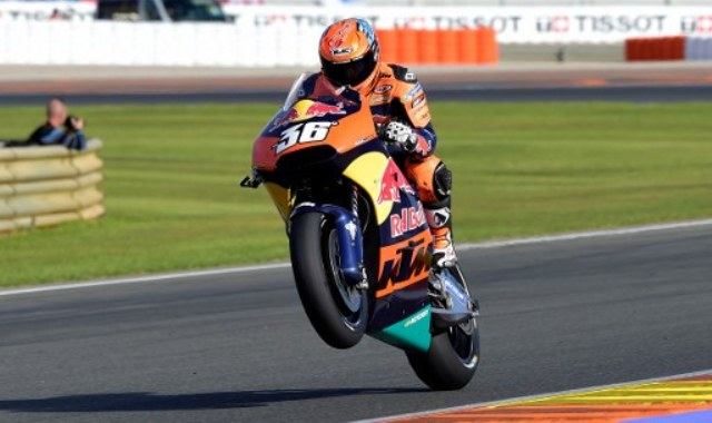 Bradley Smith. (foto:AFP)