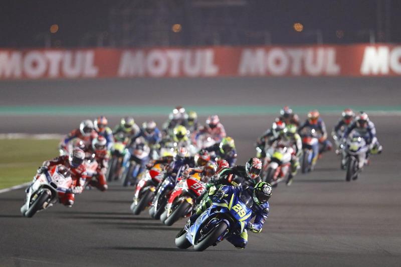Balapan MotoGP (Foto: Laman resmi MotoGP)