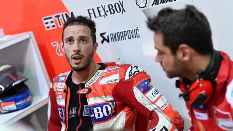 Andrea Dovizioso (Foto: Siturs Resmi MotoGP)