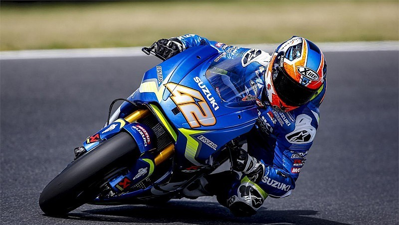 Alex Rins. (Foto: MotoGP)