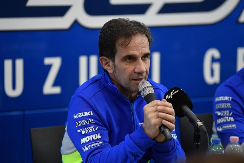 Davide Brivio. (Foto: MotoGP)