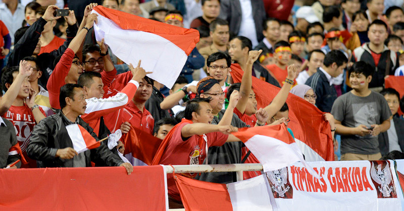 Penonton Indonesia Open (Foto: Antara / Prasetyo Utomo)
