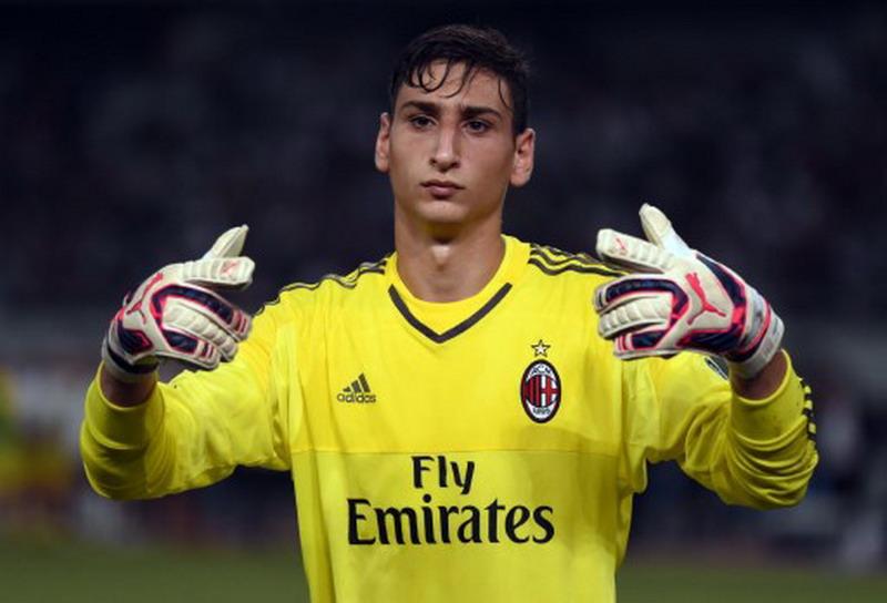 Donnarumma diharapkan perpanjang kontrak di Milan. (Foto: AFP/Johannes Eisele)