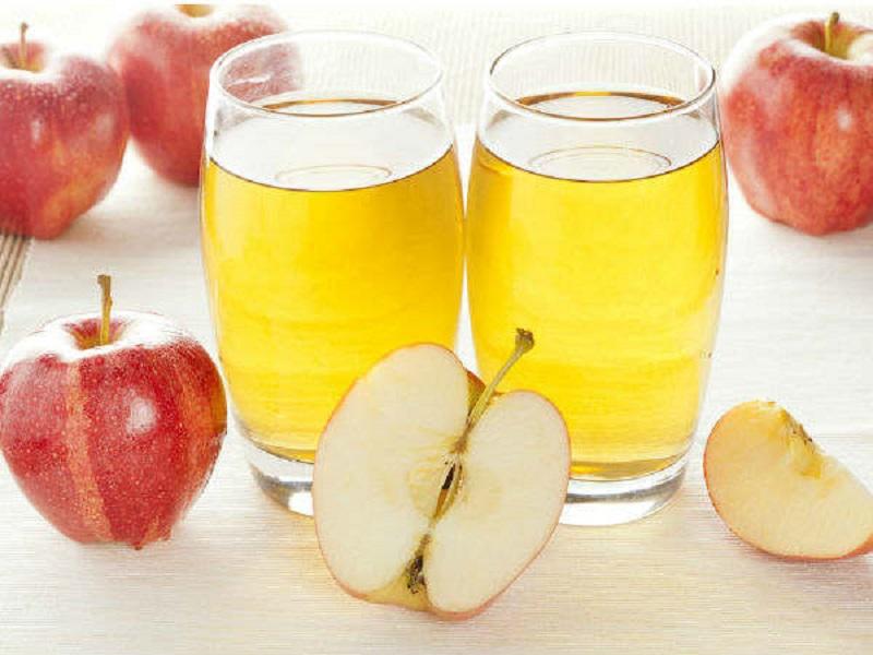 Jus Apel dan Pir Cepat Atasi Masalah Sembelit