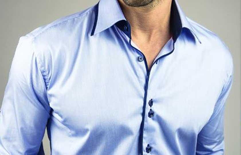 Kunci Tampil Rapi dan Stylish Para Pria: Kemeja Baby Blue