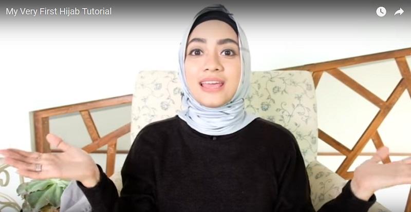 Gaya Hijab Simpel ala Ayudia Bing Slamet yang Bisa Anda Coba!