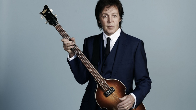 Paul McCartney. (Foto: NPR)