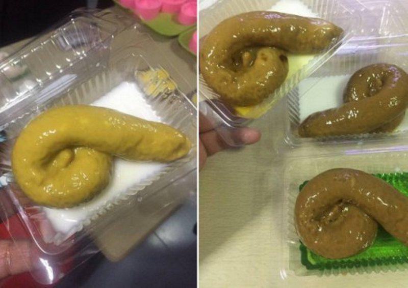 Astaga, Makanan Pencuci Mulut Ini Berbentuk Kotoran Manusia
