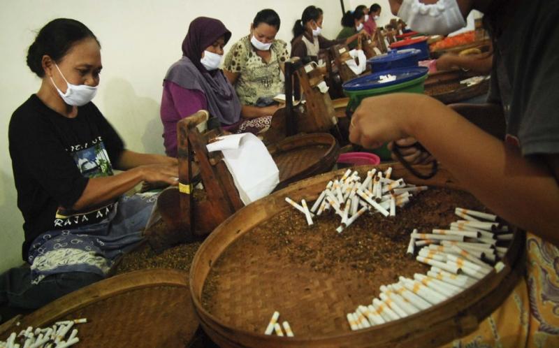 \Pembatasan Impor Tembakau Harus Tunggu Kesiapan Pelaku Industri\