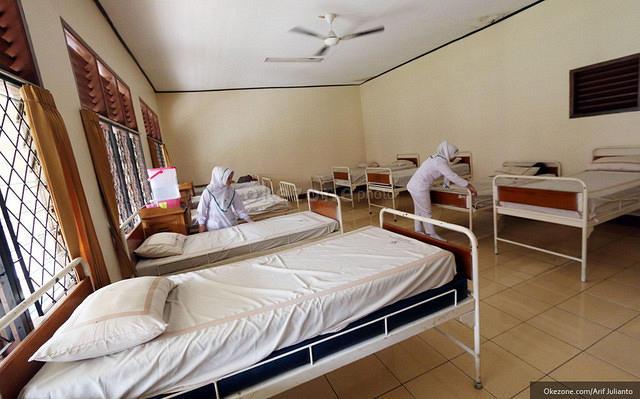 \Menteri Rini Minta 78 Rumah Sakit BUMN Masuk Pertamedika IHC\