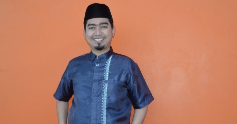 Ustadz Solmed (Foto: Okezone)